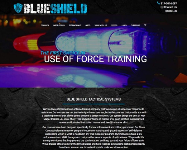 Blue Shield Tactical Systems